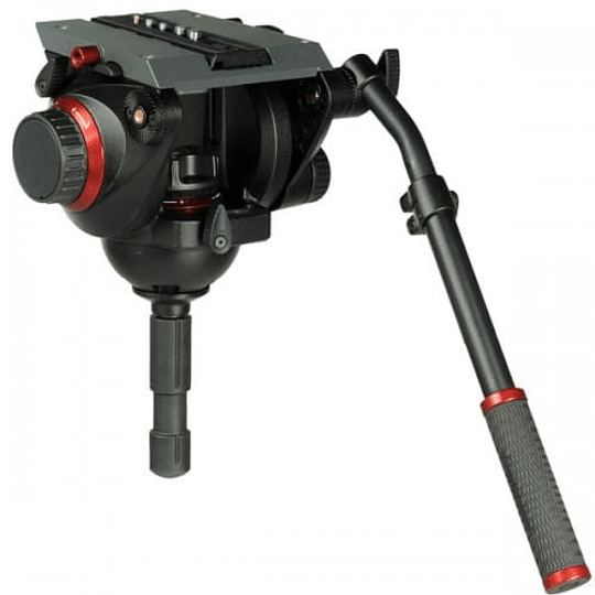 Kit de Vídeo Profesional Manfrotto 545GB + Cabezal MVH509HD + Bolso - Image 2