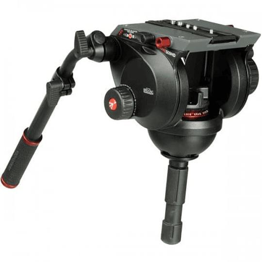 Kit de Vídeo Profesional Manfrotto 545GB + Cabezal MVH509HD + Bolso - Image 5