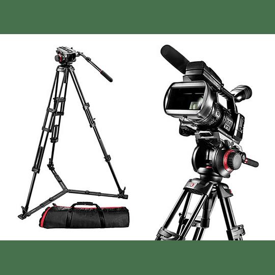 Kit de Vídeo Profesional Manfrotto 545GB + Cabezal MVH509HD + Bolso - Image 6