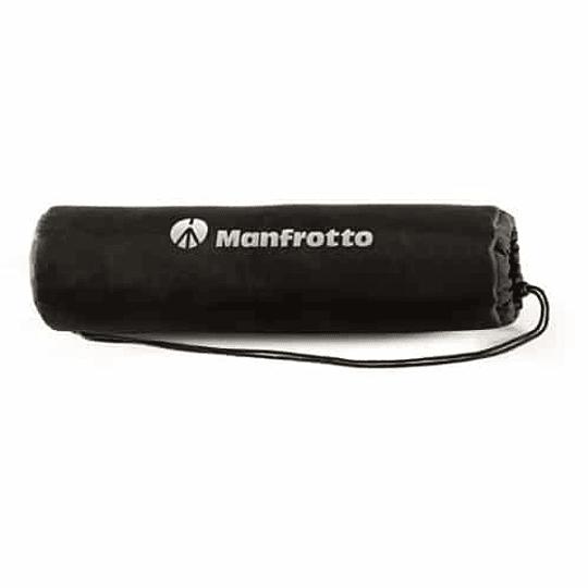 Manfrotto Compact Action Black Trípode de Aluminio - Image 2