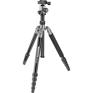 Manfrotto Element Big Traveler Trípode de Aluminio (Gray)