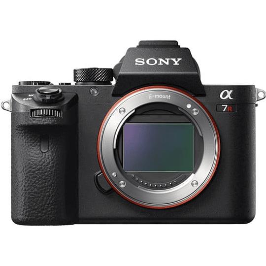 Sony Alpha a7R II Cámara Full-Frame MirrorLess (Solo Cuerpo) - Image 1