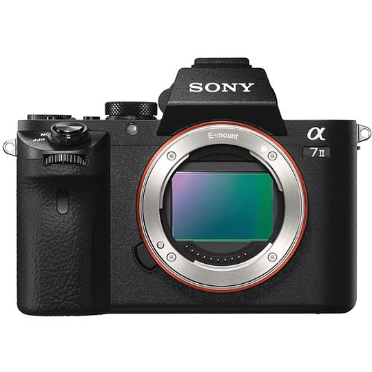 Sony Alpha a7 II Cámara Full-Frame MirrorLess (Solo Cuerpo) - Image 1