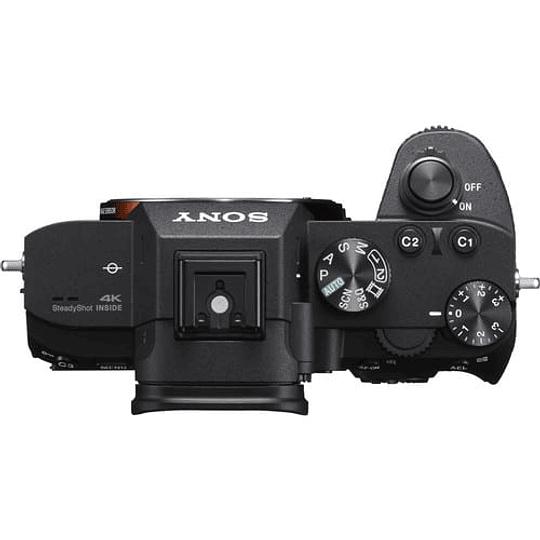 Sony Alpha a7 III Cámara Full-Frame MirrorLess (Solo Cuerpo) / ILCE7M3/B - Image 3