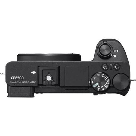 Sony Alpha a6500 Cámara Digital MirrorLess (Solo Cuerpo) - Image 2