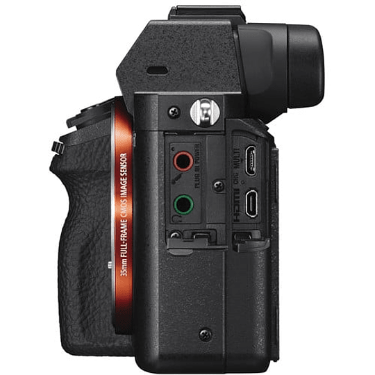 Sony Alpha a7 II Cámara Full-Frame MirrorLess (Solo Cuerpo) - Image 4