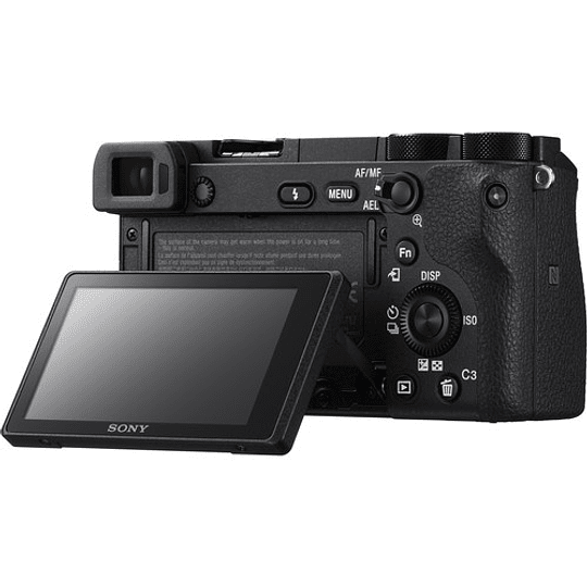 Sony Alpha a6500 Kit Cámara Mirrorless con Lente 18-135mm - Image 2