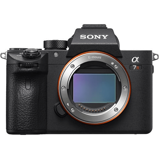 Sony Alpha a7R III Cámara Full-Frame MirrorLess (Solo Cuerpo) - Image 1