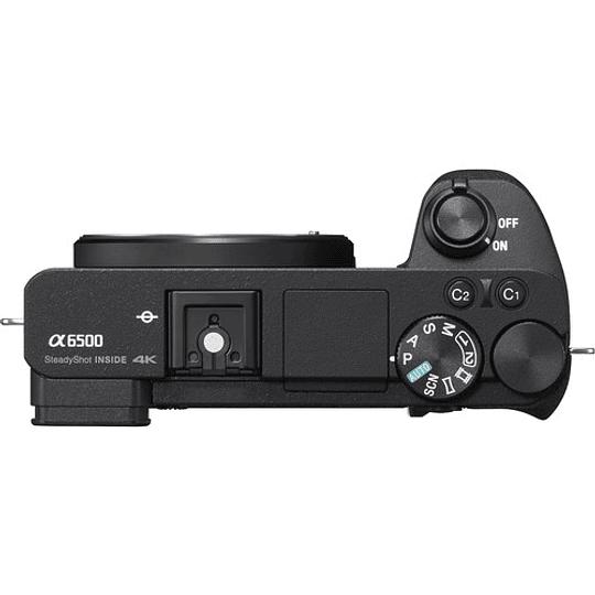 Sony Alpha a6500 Kit Cámara Mirrorless con Lente 18-135mm - Image 3