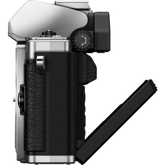 Olympus OMD EM10 Mark II Cámara Mirrorless Micro Cuatro Tercios en Kit de Lentes M. ZUIKO 14-42mm EZ / 40-150mm - Image 2