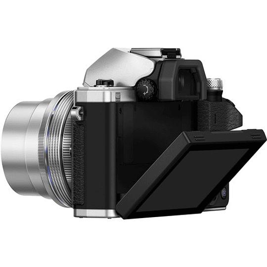 Olympus OMD EM10 Mark II Cámara Mirrorless Micro Cuatro Tercios en Kit de Lentes M. ZUIKO 14-42mm EZ / 40-150mm - Image 3