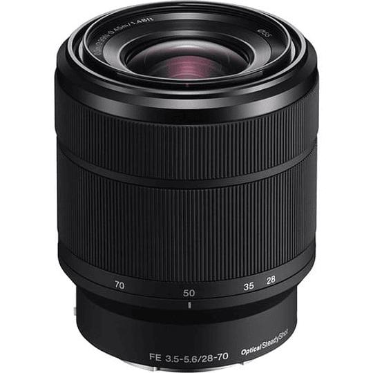 Sony Alpha a7 III Kit Cámara Full-Frame Mirrorless con Lente 28-70mm - Image 4
