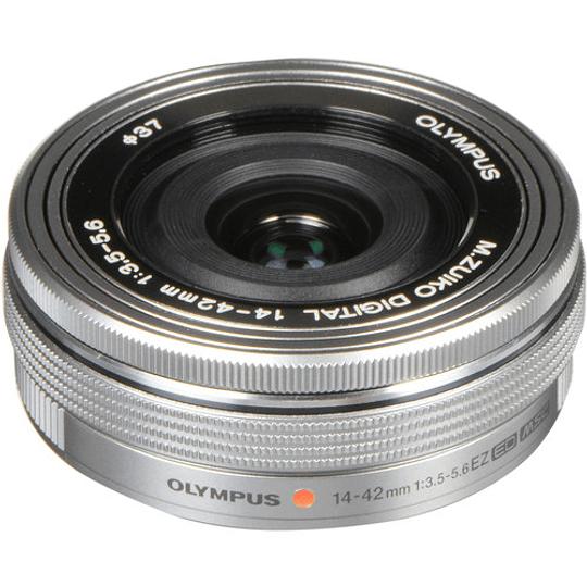 Olympus OMD EM10 Mark II Cámara Mirrorless Micro Cuatro Tercios en Kit de Lentes M. ZUIKO 14-42mm EZ / 40-150mm - Image 4
