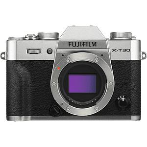 Fujifilm X-T30 (Silver) Cámara Mirrorless Solo Cuerpo