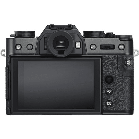 Fujifilm X-T30 Kit Cámara Mirrorless con Lente XF 18-55mm f/2.8-4 R LM OIS (Black) - Image 3
