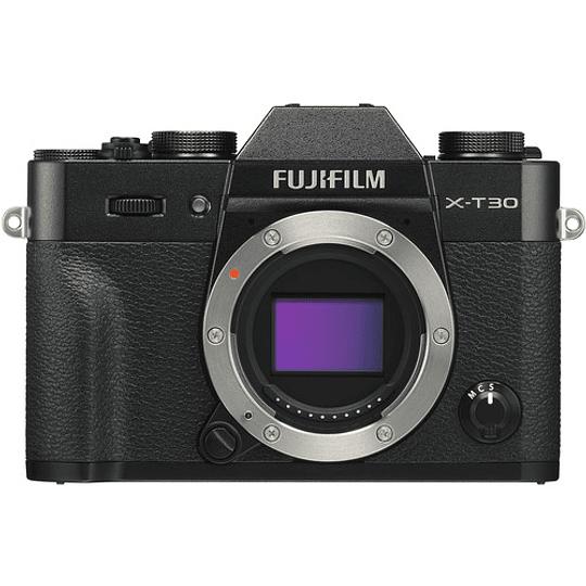 Fujifilm X-T30 (Black) Cámara Mirrorless Solo Cuerpo - Image 1