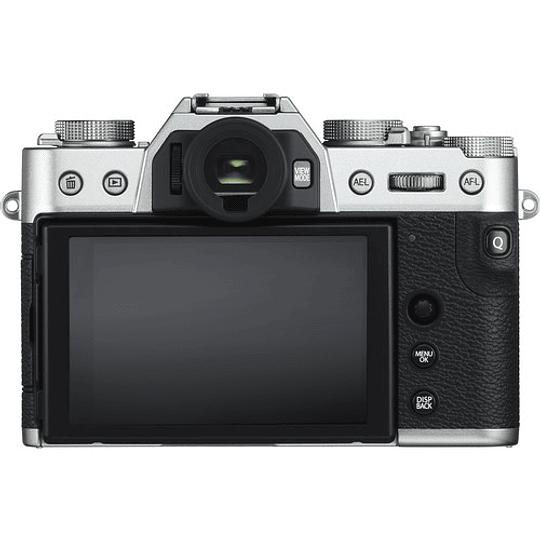 Fujifilm X-T30 (Silver) Cámara Mirrorless Solo Cuerpo - Image 2