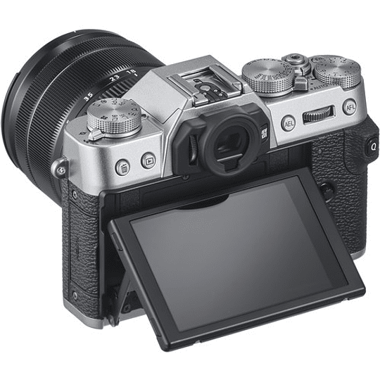 Fujifilm X-T30 Kit Cámara Mirrorless con Lente XC 15-45mm f/3.5-5.6 OIS PZ (Silver) - Image 4