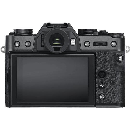 Fujifilm X-T30 Kit Cámara Mirrorless con Lente XC 15-45mm f/3.5-5.6 OIS PZ (Black) - Image 3