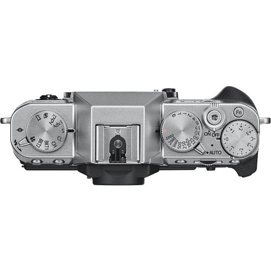 Fujifilm X-T30 (Silver) Cámara Mirrorless Solo Cuerpo - Image 3