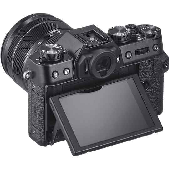 Fujifilm X-T30 Kit Cámara Mirrorless con Lente XF 18-55mm f/2.8-4 R LM OIS (Black) - Image 5