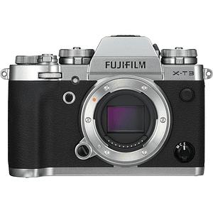Fujifilm X-T3 Cámara Digital Silver (sólo cuerpo)
