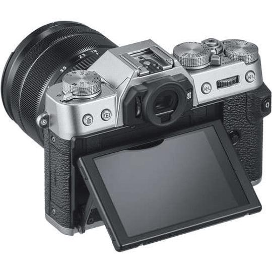 Fujifilm X-T30 (Silver) Cámara Mirrorless Solo Cuerpo - Image 4