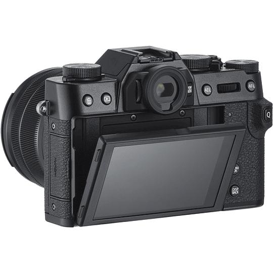 Fujifilm X-T30 Kit Cámara Mirrorless con Lente XC 15-45mm f/3.5-5.6 OIS PZ (Black) - Image 4