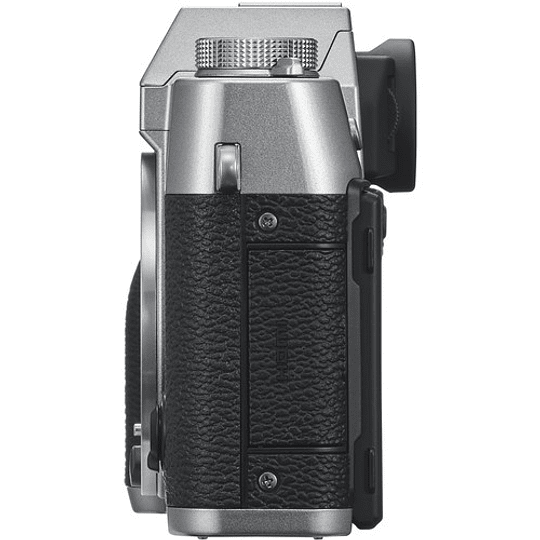 Fujifilm X-T30 Kit Cámara Mirrorless con Lente XC 15-45mm f/3.5-5.6 OIS PZ (Silver) - Image 5