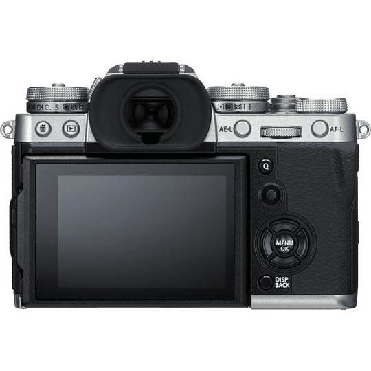 Fujifilm X-T3 Cámara Digital Silver (sólo cuerpo) - Image 2
