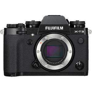 Fujifilm X-T3 Cámara Digital Black (sólo cuerpo)