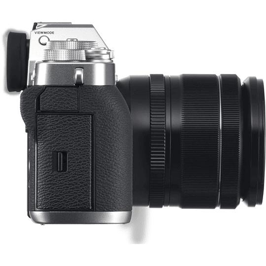 Fujifilm X-T3 Kit Cámara Mirrorless con Lente XF 18-55mm f/2.8-4 R LM OIS (Silver) - Image 4