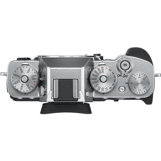 Fujifilm X-T3 Cámara Digital Silver (sólo cuerpo) - Image 3
