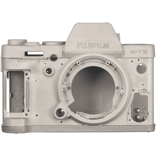 Fujifilm X-T3 Kit Cámara Mirrorless con Lente XF 18-55mm f/2.8-4 R LM OIS (Silver) - Image 5