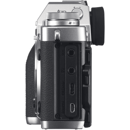 Fujifilm X-T3 Cámara Digital Silver (sólo cuerpo) - Image 4
