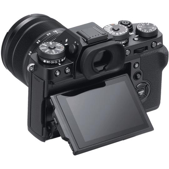 Fujifilm X-T3 Kit Cámara Mirrorless con Lente XF 18-55mm f/2.8-4 R LM OIS (Black) - Image 4