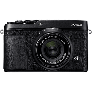 Fujifilm Kit Cámara Mirrorless X-E3 Black con Lente 23mm f2