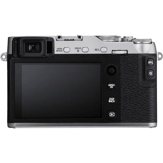 Fujifilm Kit Cámara Mirrorless X-E3 SILVER con Lente 18-55mm F/2.8-4 R LM OIS - Image 2
