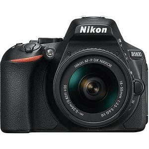 Nikon cámara D5600 DSLR con lente 18-55mm