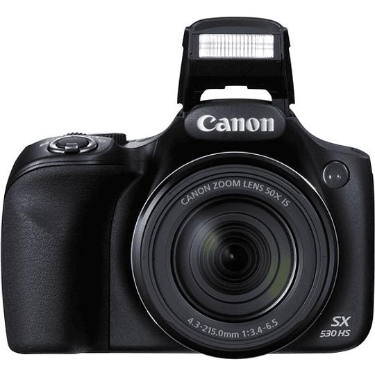 Canon PowerShot SX530 HS Cámara Digital Ultra Zoom de 50x  - Image 2