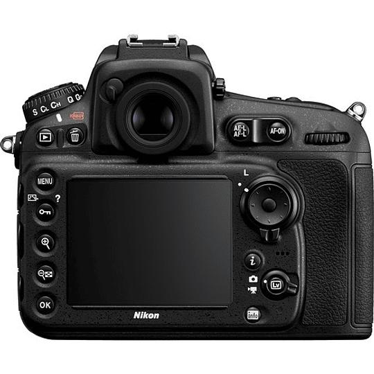 Nikon D810 DSLR Camera (Sólo Cuerpo) - Image 2