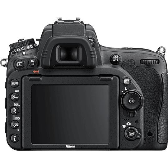 Nikon D750 DSLR (solo cuerpo) - Image 4