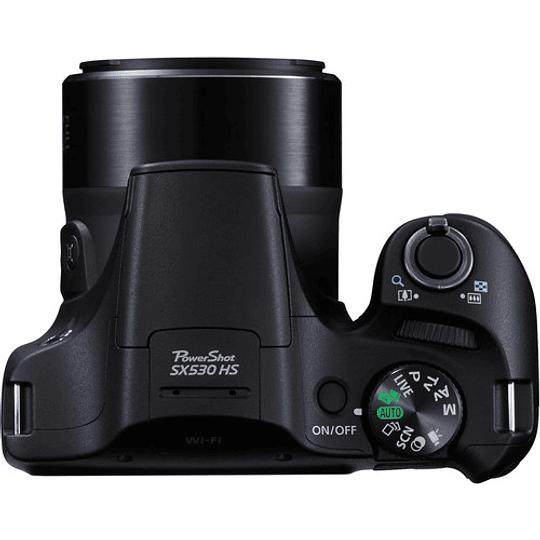Canon PowerShot SX530 HS Cámara Digital Ultra Zoom de 50x  - Image 4