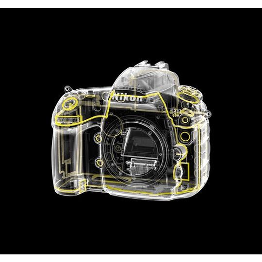 Nikon D810 DSLR Camera (Sólo Cuerpo) - Image 4