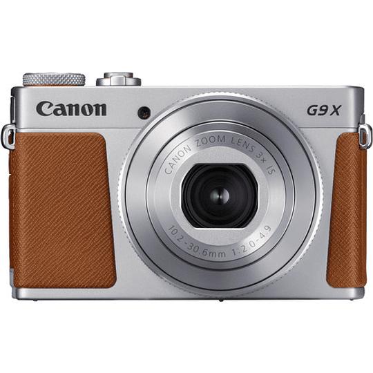 Canon PowerShot G9 X Mark II Cámara Digital (Silver) - Image 2