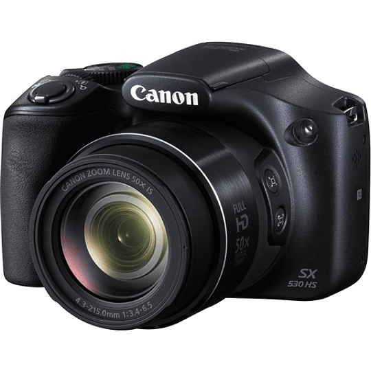 Canon PowerShot SX530 HS Cámara Digital Ultra Zoom de 50x  - Image 5