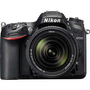 Nikon D7200 cámara réflex digital con lente 18-140mm