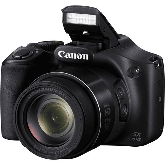 Canon PowerShot SX530 HS Cámara Digital Ultra Zoom de 50x  - Image 1
