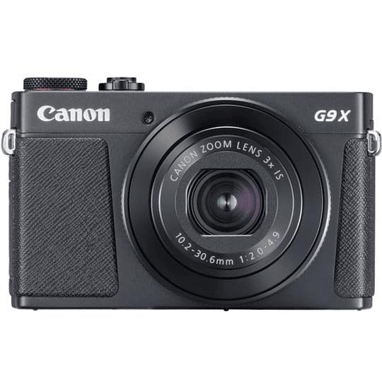 Canon PowerShot G9 X Mark II Cámara Digital (Black) - Image 2