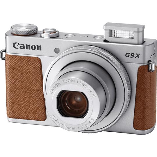 Canon PowerShot G9 X Mark II Cámara Digital (Silver) - Image 3